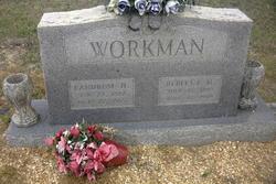 Rebecca Elizabeth <I>Montjoy</I> Workman
