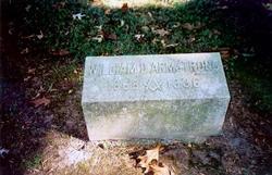 William Dawson Armstrong