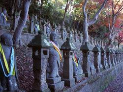 Chokeiji Temple Cemetery