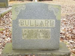 "Norvel Robert ""Bob"" Bullard"