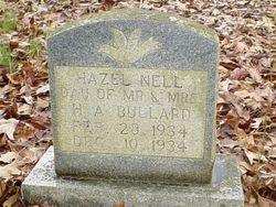 Hazel Nell Bullard