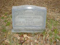 Ferdinand Ewell Wallis