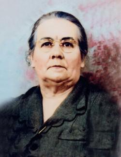 Maudie Ethel <I>Wallis</I> Pope