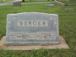 Mabel B. <I>Reed</I> Berger