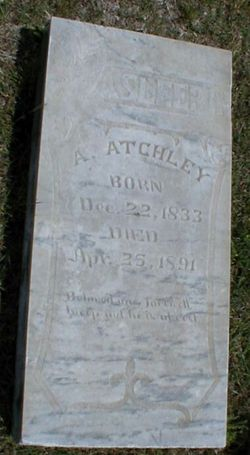 Abraham Atchley