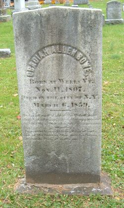 Obadiah Allen Bowe