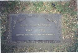 John Paul Kennedy