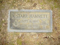 Richard Starr Hammett