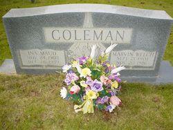 Ina Maud <I>Ray</I> Coleman