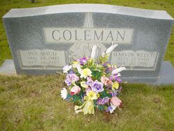 Marvin Welch Coleman
