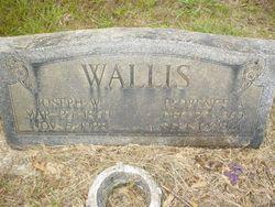 Florence A. <I>Jones</I> Wallis