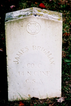 Pvt James Brigman
