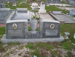 Emelina Evangelina <I>Enriquez</I> Abreu