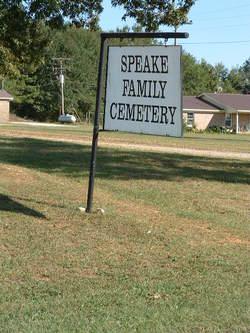 Speake Cemetery