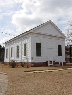 Montgomery Hill Cemetery