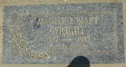 Madeline Mary Wright