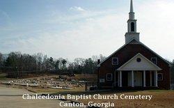 Chalcedonia Baptist Church Cemetery