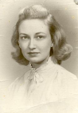 Dr Ruth Anne Johnson
