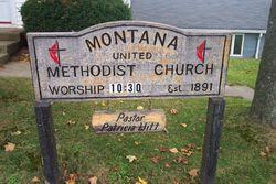 Montana Methodist Churchyard