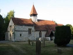St Bartholomew Churchyard