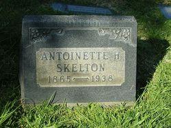 Antoinette H Skelton