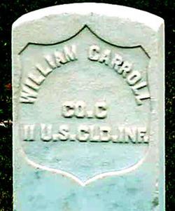 Pvt William Carroll