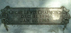 Oscar Lewis Chapmond