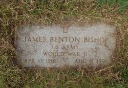 James Benton Bishop