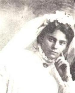 Anna Rose <I>Herout</I> Frank