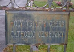 Holy Trinity Byzantine Catholic Cemetery