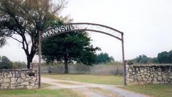 Mannsville Cemetery