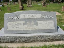 Arvilla M <I>Ford</I> Thomas