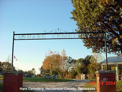 Hare Cemetery