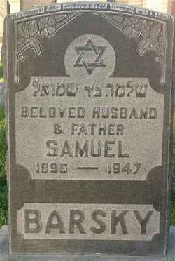 Samuel Barsky