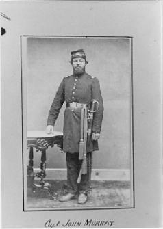 Capt John Murray