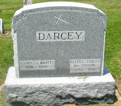 Helen C <I>O'Byrne</I> Darcey