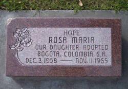 Rosa Maria Bennett