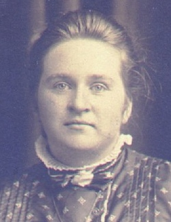 Anna Alverda Salome <I>Davidson</I> Gerberich