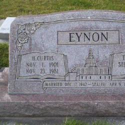 Hyrum Curtis Eynon