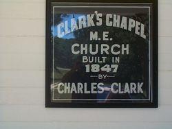 Clarks Chapel Cemetery