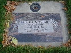 Lyle Oren Wright