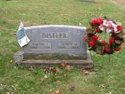 Martha Jane <I>Morris</I> Distler
