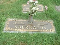 Evelyn <I>Mitchell</I> Abernathy