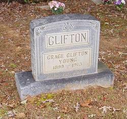Grace <I>Vaughan</I> Clifton Young