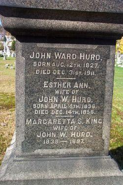 Margaretta S. <I>King</I> Hurd