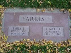 Lowell Elwood Parrish