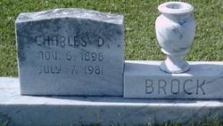 Charles Dewey Brock