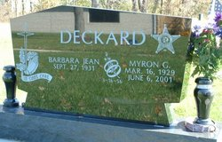 Myron G. Deckard