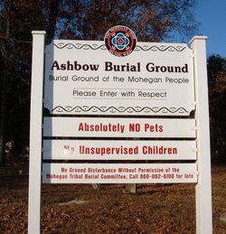 Ashbow Burial Ground