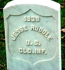 Pvt Jesse Ruddle